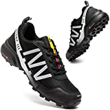 Zapatillas Trail Running Hombre Impermeables Zapatillas Trekking Hombre Zapatos de Senderismo Ligeras...