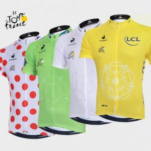 MAILLOTS CICLISMO COLORES