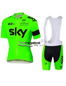 MAILLOTS CICLISMO VERDES