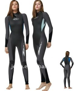 TRAJES BUCEO MUJER 7MM
