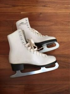 PATINES HIELO OXELO