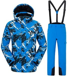 SUDADERAS SNOWBOARD IMPERMEABLES
