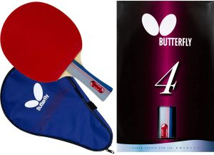 PALETAS PING PONG BUTTERFLY