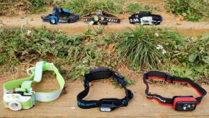 FRONTALES TRAIL RUNNING