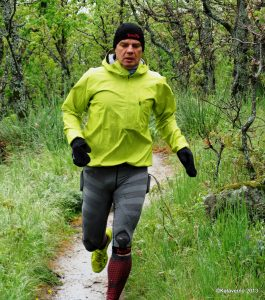 IMPERMEABLES TRAIL RUNNING