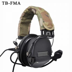 AURICULARES AIRSOFT