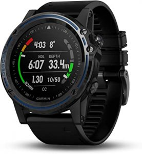 RELOJES BUCEO GPS