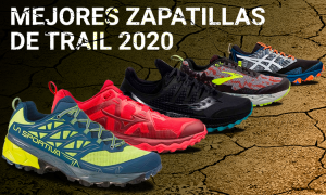 ZAPATILLAS TRAIL RUNNING IMPERMEABLES
